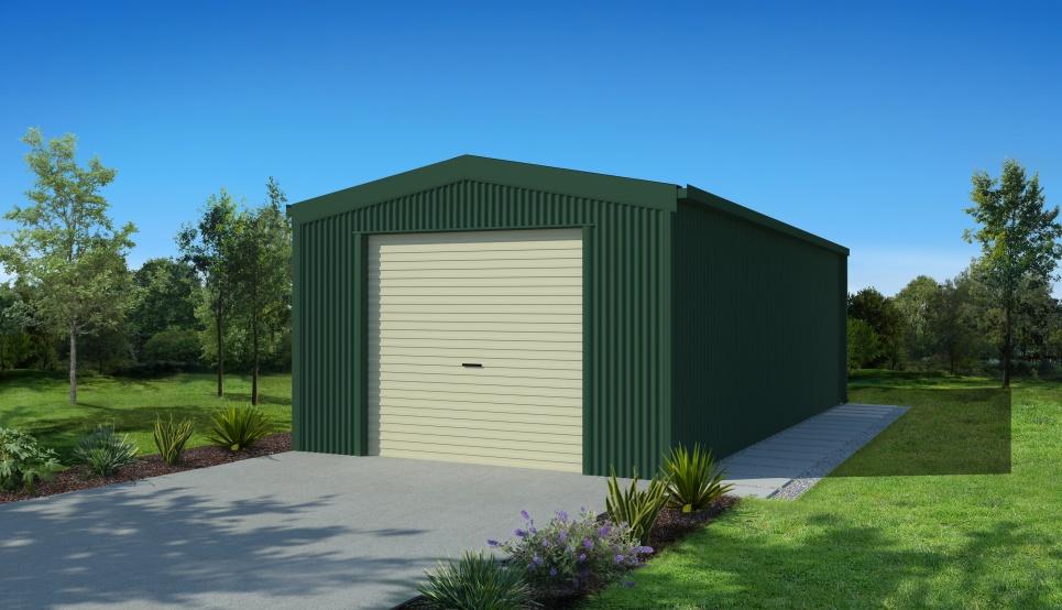 Single garage mykit for Single garage kit