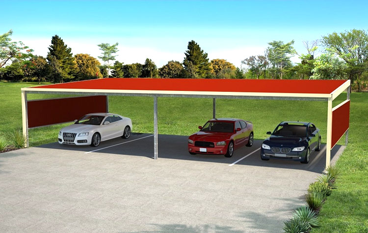 Colorbond Carport Kits Australian Made Free Delivery