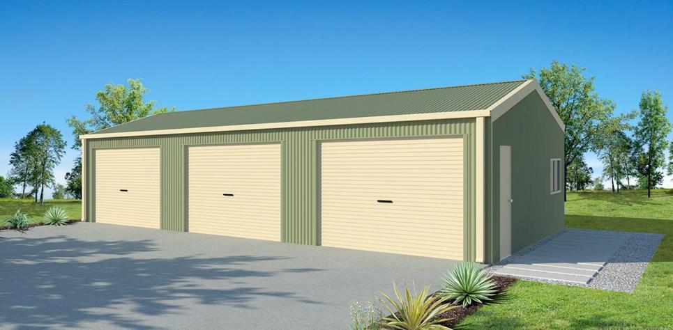 3 car garage mykit for 3 kit di garage per auto